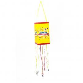 Pinata Joyeux Anniversaire - 30 cm - My Party Kidz