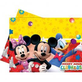 Nappe en plastique Mickey - 120 x 180 cm