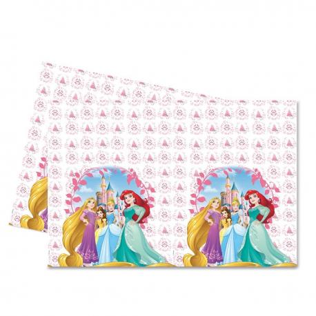Nappe en plastique Princesses Disney - 120 x 180 cm - My Party Kidz