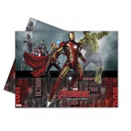 Nappe en plastique Avengers - 120 x 180 cm