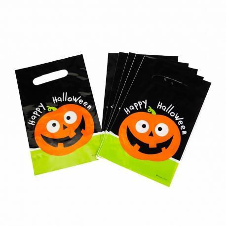 6 Sacs à Bonbons Halloween - My Party Kidz