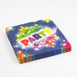 20 Serviettes en papier Party - 33 x 33 cm