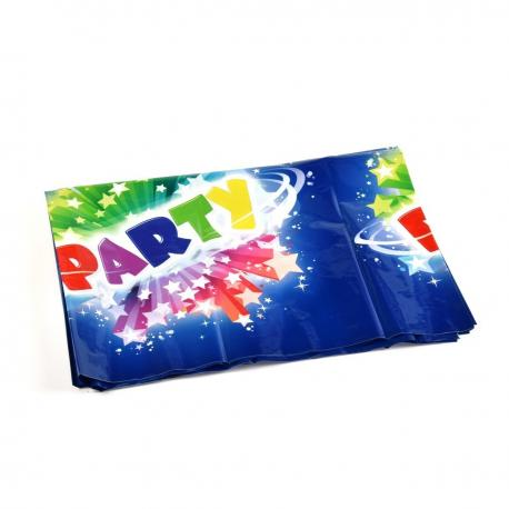 Nappe en plastique Party - 130 x 180 cm - My Party Kidz