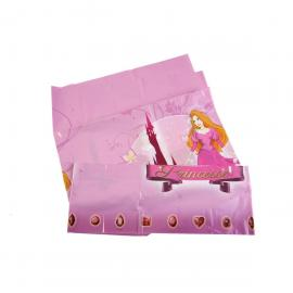 Nappe en plastique Princesse - 130 x 180 cm - My Party Kidz