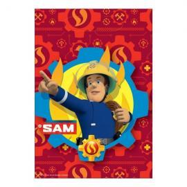 8 Sacs à bonbons Sam Le Pompier