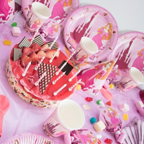 Méga Kit Anniversaire 6 Personnes Princesse - My Party Kidz