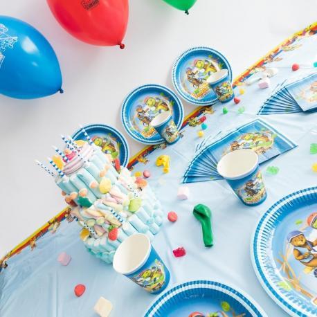 Kit Anniversaire 6 Personnes Franklin et ses amis - My Party Kidz
