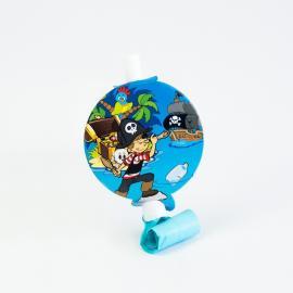 6 Sans-gênes Pirate