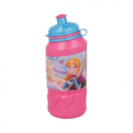 Gourde en plastique La Reine Des Neiges - 420 ml - My Party Kidz