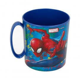 Mug en plastique Spiderman - 350 ml - My Party Kidz