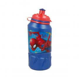 Gourde en plastique Spiderman - 420 ml