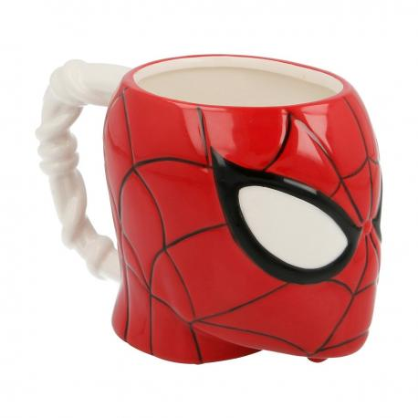 Mug 3D en céramique Spiderman - 330 ml - My Party Kidz