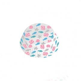 48 Caissettes à Cupcakes Sirène - My Party Kidz