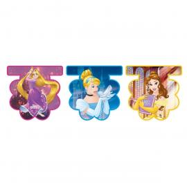 Guirlande Fanions Princesses Disney - 2,30 m - My Party Kidz