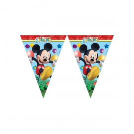 Guirlande Fanions Mickey - 2,30 m - My Party Kidz