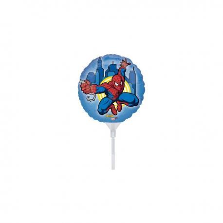 3 Ballons métal Spiderman - 23 cm - My Party Kidz