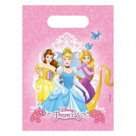 6 Sacs à Bonbons Princesses Disney - My Party Kidz