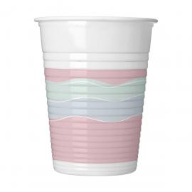 8 Gobelets en plastique Elegant Party - 20 cl - My Party Kidz