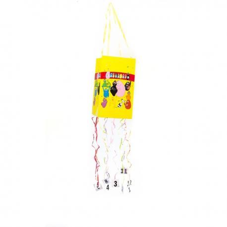 Pinata Barbapapa - 30 cm - My Party Kidz