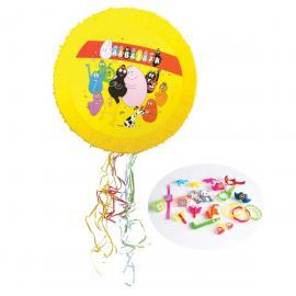 Pack pinata Barbapapa + 100 jouets - My Party Kidz