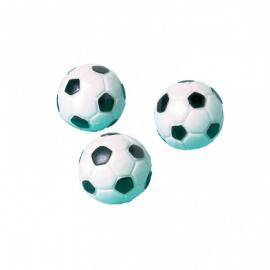 12 balles de foot rebondissantes - My Party Kidz