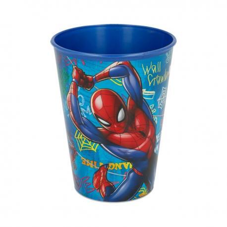 Gobelet en plastique Spiderman - 260 ml - My Party Kidz