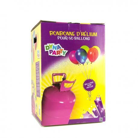 bouteille h lium pour 50 ballons non inclus my party kidz. Black Bedroom Furniture Sets. Home Design Ideas
