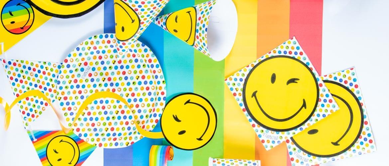 Smiley : une décoration qui donne le sourire !